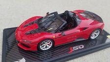 NIB 1/18 scale Model BBR Ferrari J50 2016 Rosso  Tristrato Limited #38/100