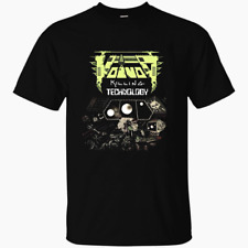 Rare! Killing Technology - Canada Voivod T-Shirt Tee Men Size S to 4XL DF548