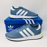 *NEW* Adidas Originals N-5923 (Women Size 9.5) Running Shoes Baby Blue Sneakers