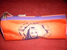 Hannah Montana Schlamperetui / Faulenzer / Federmappe orange (Neu) (LA)