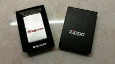 Encendedor Zippo Snapon herramientas Nuevo Caja Regalo Ideal presentes