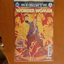 Dc Wonder Woman, Vol. 5 # 8 (1st Print) Bilquis Evely Regular Cover