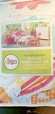 NEW - Circo - 4 piece Toddler Bed Set - Peace Girl Collection