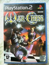 73679 Krieg Schach-Sony ps2 Playstation 2 (2003) SLES 51973