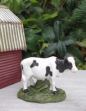 Miniature Dollhouse FAIRY GARDEN ~ Country FARM Cow ~ NEW