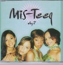 (DY23) Mis-Teeq, Why? - 2000 CD