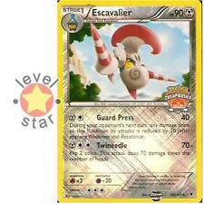 ESCAVALIER Noble Victories National Championships Promo 80/101 Pokemon Card