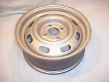 "4-Hole Steel Wheel: 14"" x 6"", 2-5/16"" center hole"