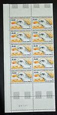 TAAF timbre/stamp-Yvert et Tellier Aérien n°92 x 10 n**(Y1)
