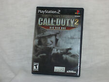 PS2- CALL OF DUTY 2