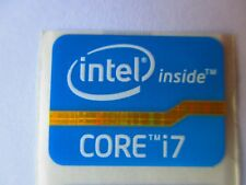 Groß Intel Core i7 vPro Sandy Bridge Ivy Bridge Aufkleber / Sticker aus DE