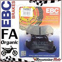 PASTIGLIE FRENO ANTERIORE EBC FA069/2 HONDA CB F Bol d'Or 900 1982 - 1983