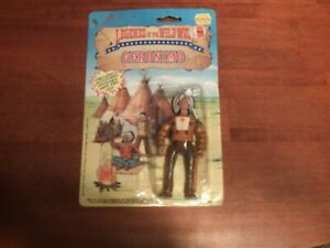 Legends of the Wild West Geronimo Action Figure