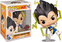 Vegeta Galick Gun Dragon Ball Z Funko Pop Vinyl New in Box