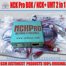 NCK Pro BOX Flash Unlock Tool 15 Cables for Samsung / LG / Alcalel Android Phone