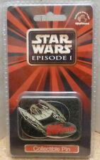 Star Wars Episode 1 Droid Starfighter Collectible Pin - Applause - NEW