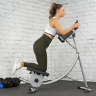 Abs Abdominal Exercise Machine Ab Crunch Coaster Fitness Body Muscle Workout