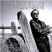 Steve Ellis - Ten Commitments (2011)  CD  NEW/SEALED  SPEEDYPOST