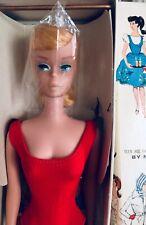 Vintage Barbie PLATINUM Swirl Ponytail  1964 NIB