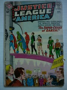 Justice League of America #19 (1963) Good (2.0)   Complete! 50% off!