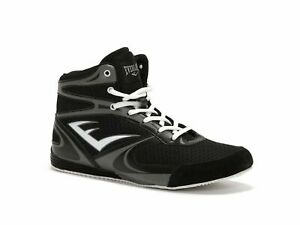 Mens Everlast Contender Boxing Boots Gym Training Sneakers Shoes