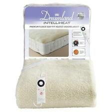 Dreamland Intelliheat Premium Fleece Heated Electric Underblanket - Single Bed