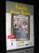DVD FAMILIE HEINZ BECKER - STAFFEL 6 - Season - GERD DUDENHÖFFER *** NEU ***