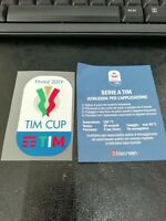 Patch toppa Tim Cup Finale 2019 Stilscreen originale