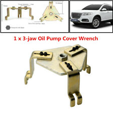 3-jaw Adjustable Car Auto SUV Gas Fuel Pump Lid Tank Remover Spanner Wrench Tool