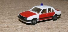 W8  Herpa Opel  Ascona Feuerwehr/Notarzt