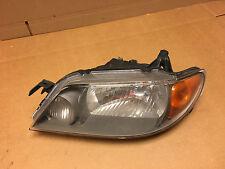 2001 2002 2003 Mazda Protege left driver halogen headlight