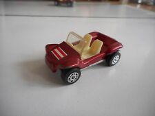 Corgi Juniors GP Beach Buggy in Metallic Red