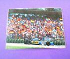Bild laminiert Michael Schumacher Heimsieg Hockenheim Formel 1  1995 Benetton