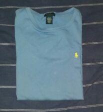 T Shirt Ralph & Lauren, Uomo, Colore Blu, Usata (Perfetta)