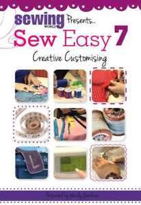 Sew Easy 7 - Creative Customising - Sewing DVD