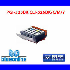 Canon CLI-526 Inkjet Compatible Printer Ink Cartridges