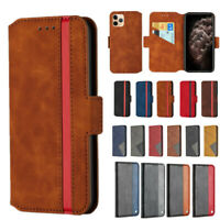New Leather Card Slot Wallet Case Cover For iPhone 11 Pro Max XS XR X 8 7 6 Plus