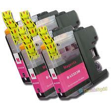 2 LC223 Magenta Ink For Brother Printer DCPJ4120DW DCPJ562DW MFCJ4420DW non-OEM