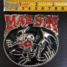 Women Skull Biker Buckle Silver Skull Belt Buckle Silver Men