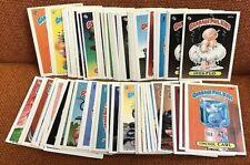 1986 Topps Garbage Pail Kids Original 6th Series 6 OS6 Complete 88-Card Set GPK