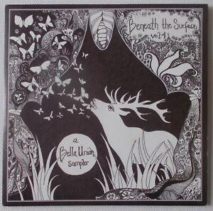 VARIOUS Beneath the Surface  CD album 2009 Alternative A BELLA UNION sampler