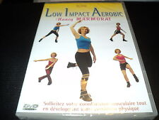 "DVD NEUF ""LOW IMPACT AEROBIC"" Nancy MARMORAT / fitness"