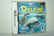 L'ISOLA DEI DELFINI GIOCO USATO NINTENDO DS EDIZIONE ITALIANA AC6 44996