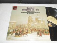 NEEME JARVI~Balakirev Symphony No, 1 in C~1984 ANGEL CLASSICAL LP RARE NMint