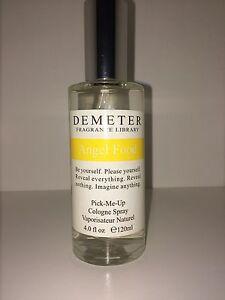 Demeter Angel Food Pick-me-up Cologne Perfume Spray 4 oz New