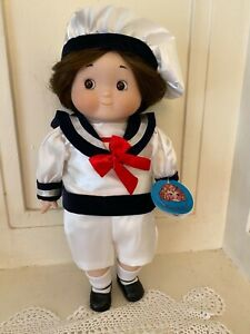 "Goebel Dolly Dingle Musical Billie Bumps Sailor, 14""T"