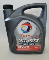5W 30 TOTAL QUARTZ INEO MC3 Motoröl 5 Liter Mercedes, BMW, Opel, VW,