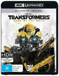 Transformers - Dark Of The Moon UHD
