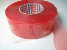 tesafix doppelseitiges Klebeband 57 mm x 60 m stabil 51970PV6 farblos transparen