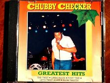 Chubby Checker - Greatest Hits  - CD, VG